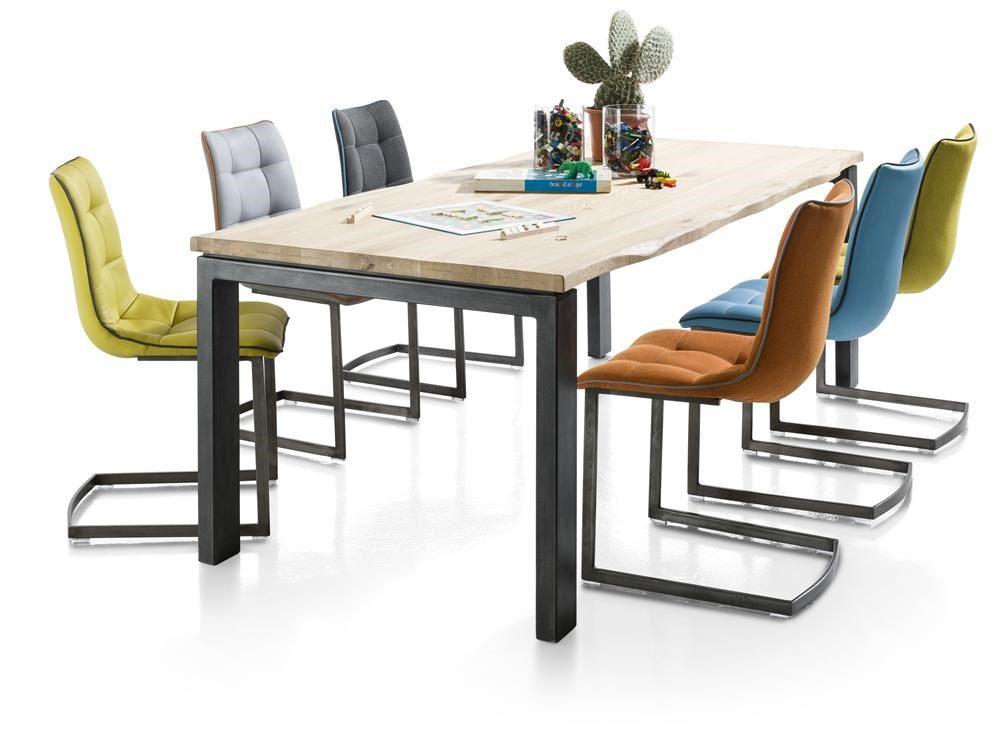 Möbelfamilie Modrava von Jan Sepka Design Stuhl und Tisch