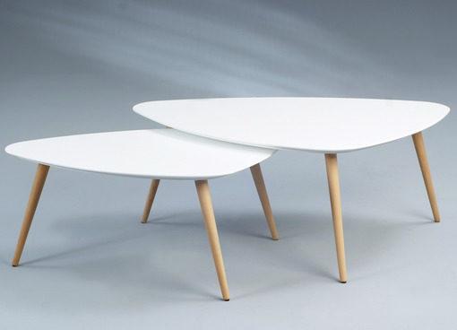 Konsolen Tische Beistelltisch Ausziehbarer Beistelltisch Set
